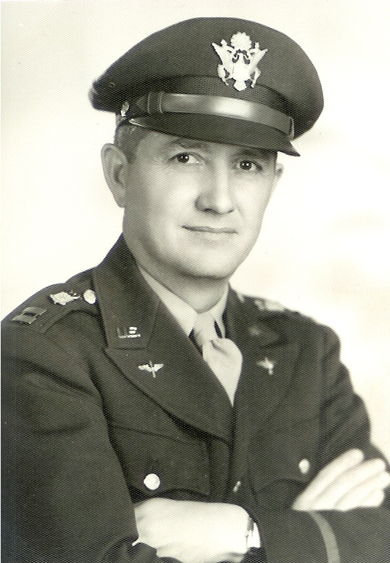 Tillman Keener Melton in 1943