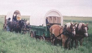 Moving to South Dakota 1902